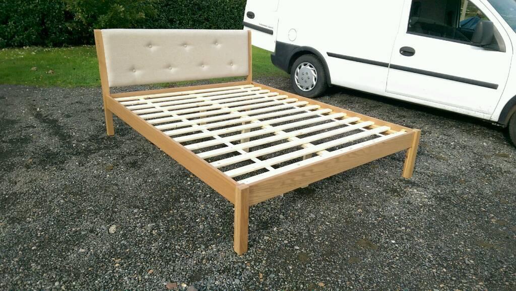 Can deliver: Kingsize double bed frame for sale. Base. Bedstead.