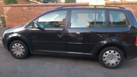 VW Touran 2.0 FSi