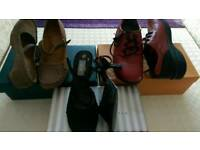 Size 4 shoe bundle