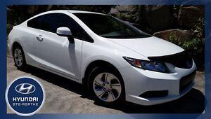 2013 Honda Civic LX (M5)+MANUELLE*A/C*GR. ÉLECTRIQUE*