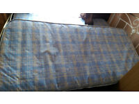 Spring Single Bed Mattress