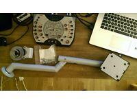 Colebrook Bosson Saunders Flo Single Monitor Arm