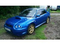 Subaru Impreza 2.0 WRX STi Type UK 4dr£8,950 Prodrive , 330 Bhp , FSH