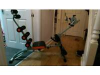 Abs exercise bench multi functional bargain!!!