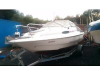 Fletcher faro 19 ft sports cruiser