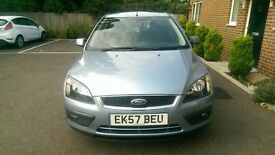 FORD FOCUS 1.8 PETROL ZETEC CLIMATE, 1 PRIVATE OWNER FROM NEW, LONG MOT, BEAUTIFUL CAR