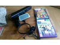 Xbox 360 chat bundle kinect