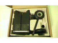 Jabra Pro 925 Professional Cordless Bluetooth Binaural Headset - Black (Brand new)