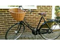 Pashley ladies Princess soverign hybrid bike