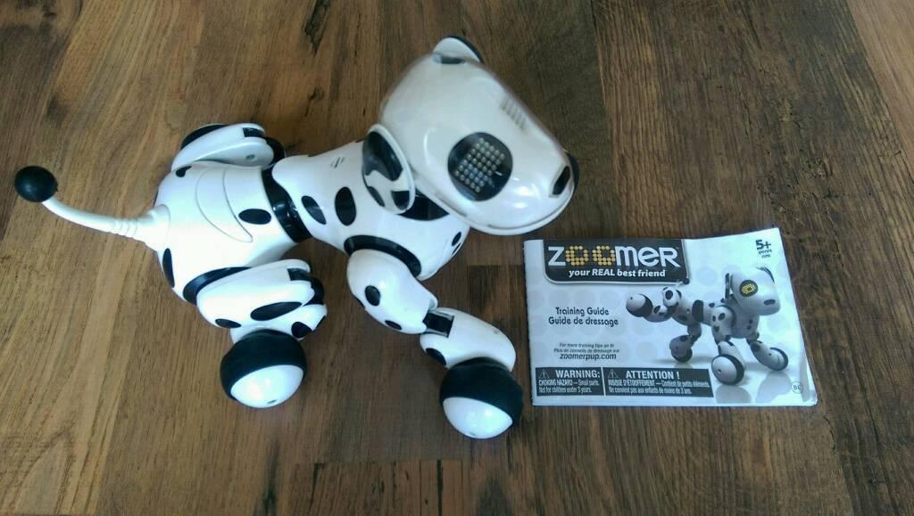 Zoomer Robodog