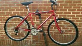 "Raleigh Firefly 26"" Wheels Mountain Bike"