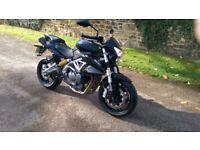Benelli BN600i 2015, 1431 miles in as new condition.