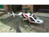 Kyosho concept 30 rc helicopter spares or repairs