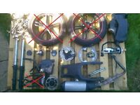 Yamaha YZF R125 Spare '12 & K&N Filter
