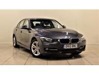 BMW 3 SERIES 2.0 320D SPORT 4d 184 BHP + DUAL CLIMATE CONTROL + (grey) 2013