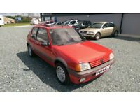 Peugeot 205 gti, Lots of paperwork, Mint interior, Good shell, Great engine/box!