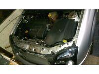 Breaking Vauxhall Vectra