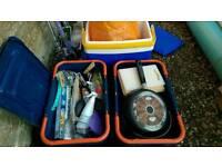 Camp or uni kitchen kit