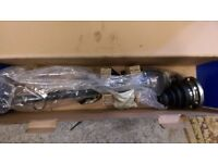 VW Volkswagon T4 Complete Driveshaft with New Gaiter