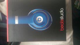 dr dre beats studio v2 headphones