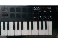 Portable MIDI Keyboard 25 Keys