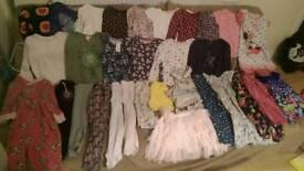 Bundle girls clothes