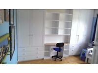 Carpentry services - wardrobes, kitchens, sitting rooms, bathrooms, stairs, flooring, marquetry etc