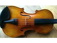 Violin, full size in excellent condition