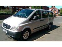 Mercedes Vito Minibus 9 Seater 111CDi