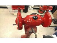 Industrial WOLF Grinder 3Ph garage tools