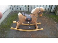 ***1970's MAMAS AND PAPAS QUALITY ROCKING HORSE FOR SALE***