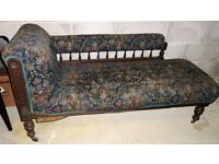 Antique Chaise Longue Price reduced to £80