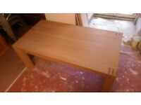 Bespoke Wooden Coffee Table