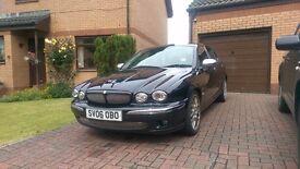 Jaguar X type 2.2 SE TD just been M O T