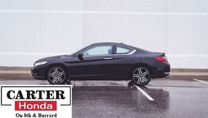 2016 Honda Accord Touring + Certified 6yr/120,000km + low financ