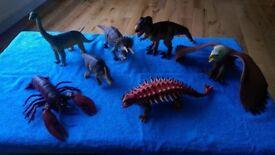 Dinosaurs etc (xmas)