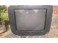 "Goodmans TV 21"" Screen - Working (Missing remote)."