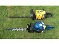 Hedge trimmer x2