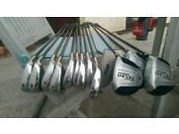 Texan golf club - full set - graphite RH