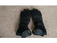 WOMENS HEIGN GERICKE MOTORCYCLE GLOVES