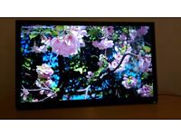 "Toshiba 32 "" HD LED TV , Freeview"