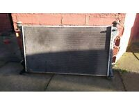 Ford transit connect engine coolant radiator