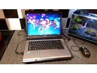SATELLITE PRO L300-29D windows 7 pro laptop + office pro + kodi