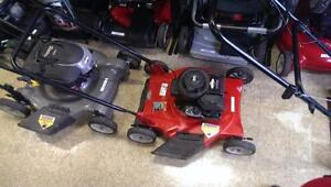 Great for the cottage or small yards 3.5HP Lawnmower