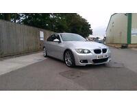 BMW 330d M-SPORT ,FSH ,SAT-NAV ,AUTO ,BI-XENON ,VGC