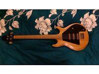 Gibson Grabber G3 bass guitar vintage