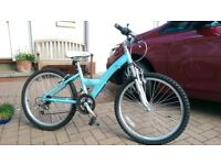 "Revolution Skye 24"" Girls Mountain Bike"