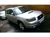 Subaru Forester 2.5 XTEN Turbo 2006 4x4 - FULL 12 Mths MOT