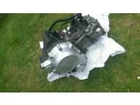 Yamaha yzf r125 engine