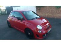 Fiat Abarth 2012 Abarth 500 1.4 T-jet 5 Speed Manual Pulls Nice Px Welcome